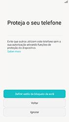 Huawei Y5 II - Primeiros passos - Como ligar o telemóvel pela primeira vez -  10