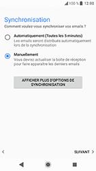 Sony Xperia XA2 - E-mail - Configurer l