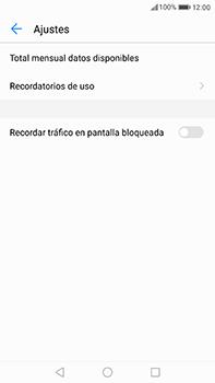 Huawei P10 Plus - Internet - Ver uso de datos - Paso 8