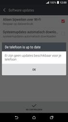 HTC Desire 530 - Netwerk - Software updates installeren - Stap 8