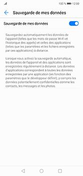 Huawei P20 lite - Aller plus loin - Gérer vos données depuis le portable - Étape 10