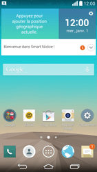 LG G3 (D855) - Internet - Configuration automatique - Étape 3