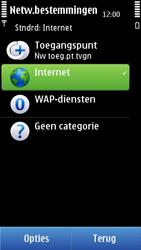 Nokia C6-01 - Internet - Handmatig instellen - Stap 7