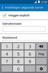 Samsung G130HN Galaxy Young 2 - E-mail - Account instellen (IMAP met SMTP-verificatie) - Stap 14