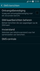 Samsung G850F Galaxy Alpha - SMS - handmatig instellen - Stap 7