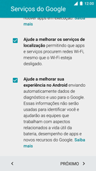 Motorola Moto Turbo - Primeiros passos - Como ativar seu aparelho - Etapa 13