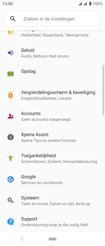 Sony xperia-10-I4113 - Software updaten - Update installeren - Stap 4