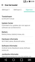 LG K4 (2017) (M160) - Software updaten - Update installeren - Stap 6