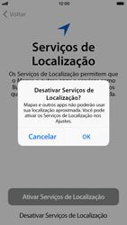 Apple iPhone 8 - Primeiros passos - Como ativar seu aparelho - Etapa 23