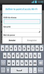 LG Optimus L5 II - Internet et connexion - Partager votre connexion en Wi-Fi - Étape 7