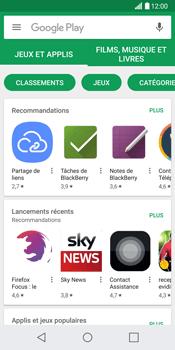 LG H870 G6 - Applications - Télécharger des applications - Étape 17
