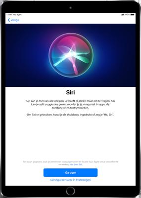 Apple iPad Air 2 - iOS 11 - Instellingen aanpassen - Hoe gebruik ik de Automatisch inloggen-optie - Stap 18
