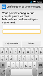 Alcatel POP C7 (OT-7041X) - E-mail - Configurer l
