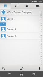Sony D6503 Xperia Z2 - Contactgegevens overzetten - delen via Bluetooth - Stap 5