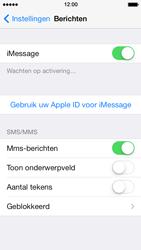 Apple iPhone 5 iOS 7 - MMS - probleem met ontvangen - Stap 9