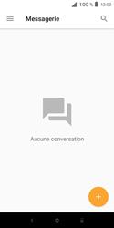 Alcatel 1X - Contact, Appels, SMS/MMS - Envoyer un SMS - Étape 4