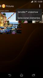 Sony Xperia Z3 - Bluetooth - Transferir archivos a través de Bluetooth - Paso 9