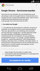 Motorola Moto G (1st Gen) (Kitkat) - Internet - hoe te internetten - Stap 3