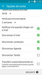 Samsung Galaxy Grand Prime - Email - Adicionar conta de email -  9