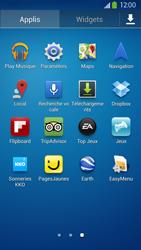 Samsung Galaxy S4 - Sécuriser votre mobile - Personnaliser le code PIN de votre carte SIM - Étape 3