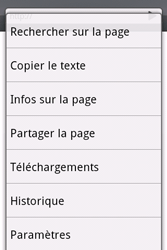 HTC A6262 Hero - Internet - Configuration manuelle - Étape 16