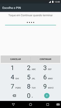 Huawei Google Nexus 6P - Segurança - Como ativar o código de bloqueio do ecrã -  9