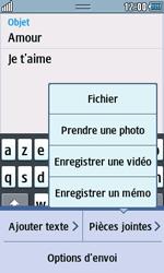 Samsung Wave 723 - E-mails - Envoyer un e-mail - Étape 12