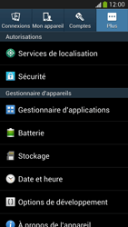 Samsung Galaxy S4 - Applications - Supprimer une application - Étape 5