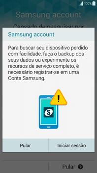 Samsung N910F Galaxy Note 4 - Primeiros passos - Como ativar seu aparelho - Etapa 15