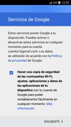 Samsung A500FU Galaxy A5 - E-mail - Configurar Gmail - Paso 14