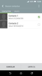 HTC One A9 - Mensajería - Escribir y enviar un mensaje multimedia - Paso 8