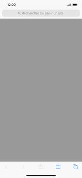 Apple iPhone XS Max - iOS 13 - Internet - navigation sur Internet - Étape 2