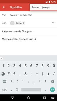 Huawei Nexus 6P - Android Oreo - E-mail - e-mail versturen - Stap 9