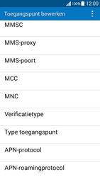 Samsung G530FZ Galaxy Grand Prime - MMS - handmatig instellen - Stap 11