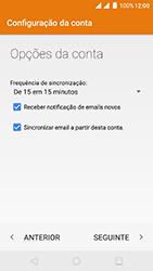 Wiko Fever 4G - Email - Configurar a conta de Email -  19