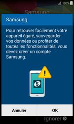 Samsung Galaxy Ace 4 - Premiers pas - Créer un compte - Étape 32