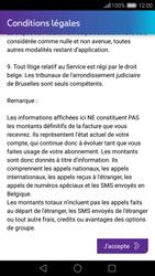 Huawei Nova - Applications - MyProximus - Étape 10