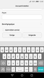 Huawei Y6 (2017) - E-mail - Handmatig instellen - Stap 18