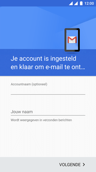 OnePlus 3 - E-mail - e-mail instellen: POP3 - Stap 25