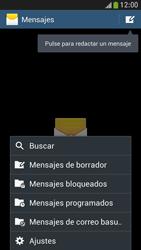 Samsung Galaxy S4 Mini - Mensajería - Configurar el equipo para mensajes de texto - Paso 5