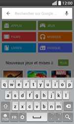 LG L70 - Applications - MyProximus - Étape 5