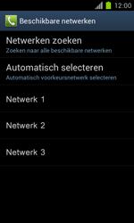 Samsung I9100 Galaxy S II met OS 4 ICS - Buitenland - Bellen, sms en internet - Stap 10