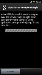 Sony Ericsson Xpéria Arc - Premiers pas - Créer un compte - Étape 27