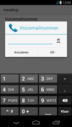 Acer Liquid Z500 - Voicemail - handmatig instellen - Stap 10