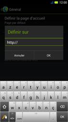Acer Liquid E3 - Internet - Configuration manuelle - Étape 25