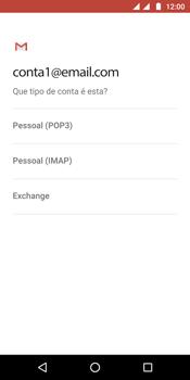 Motorola Moto G6 - Email - Configurar a conta de Email -  11