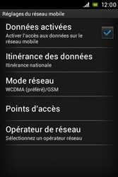 Sony ST21i Xperia Tipo - MMS - Configuration manuelle - Étape 6
