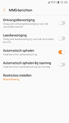 Samsung Galaxy A3 (2017) - MMS - probleem met ontvangen - Stap 10