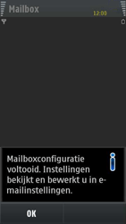 Samsung I8910 HD - E-mail - handmatig instellen - Stap 12