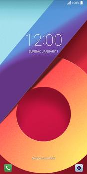 LG Q6 - Device maintenance - Soft reset (forced reboot) - Step 5
